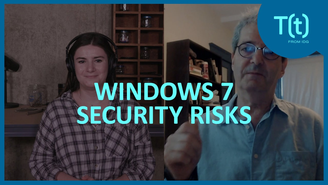 Managing Windows 7 security risks