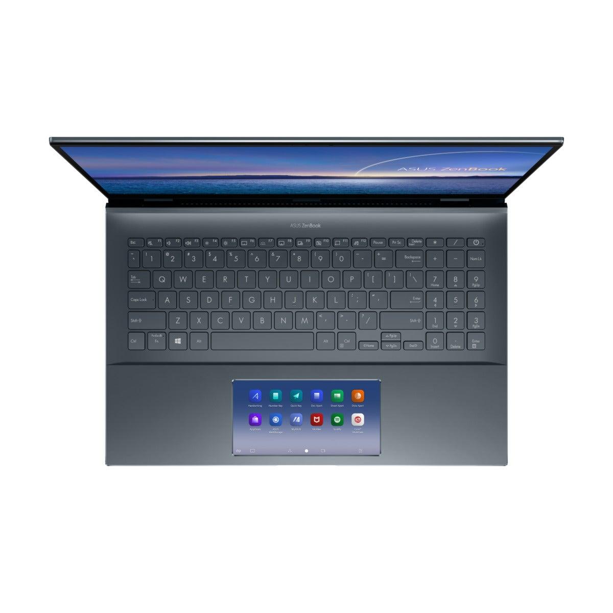 zenbook pro 15 ux535 screenpad