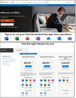 02 Office product screens received