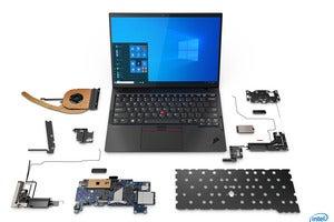 Lenovo introduceert ThinkPad X1 Nano