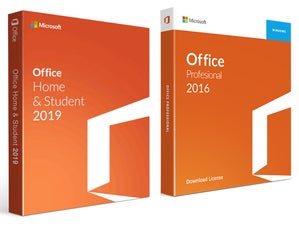 Check Amazon and/or eBay for Office 2016 and 2019