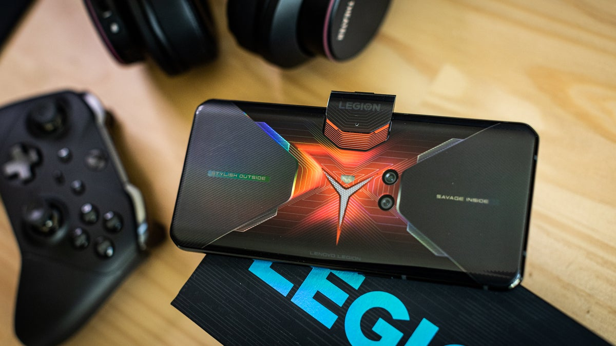 pcworld.com - Adam Patrick Murray - 3 ways gaming phones excel: You don't get this in an iPhone or Galaxy