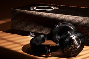 focal radiance and naim mu so for bentley close up