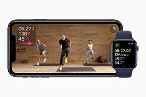 apple fitness data