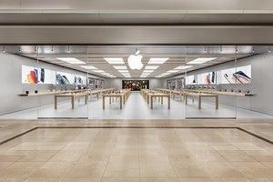 apple store logo canada