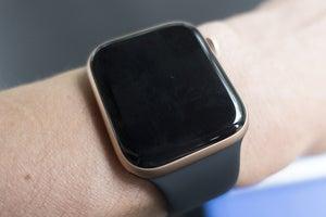 apple watch se blank
