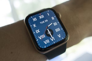 apple watch se face