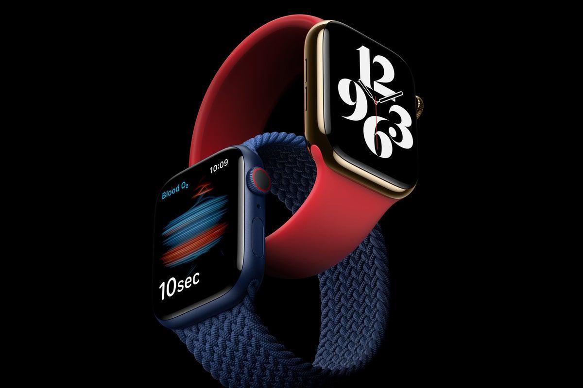 apple watch series 6 colors