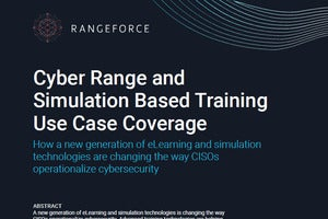 Cyber Range and Simulation Based Training Use Case Coverage