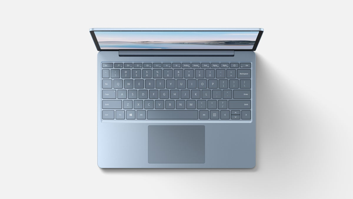 Microsoft Surface Laptop Go ice blue