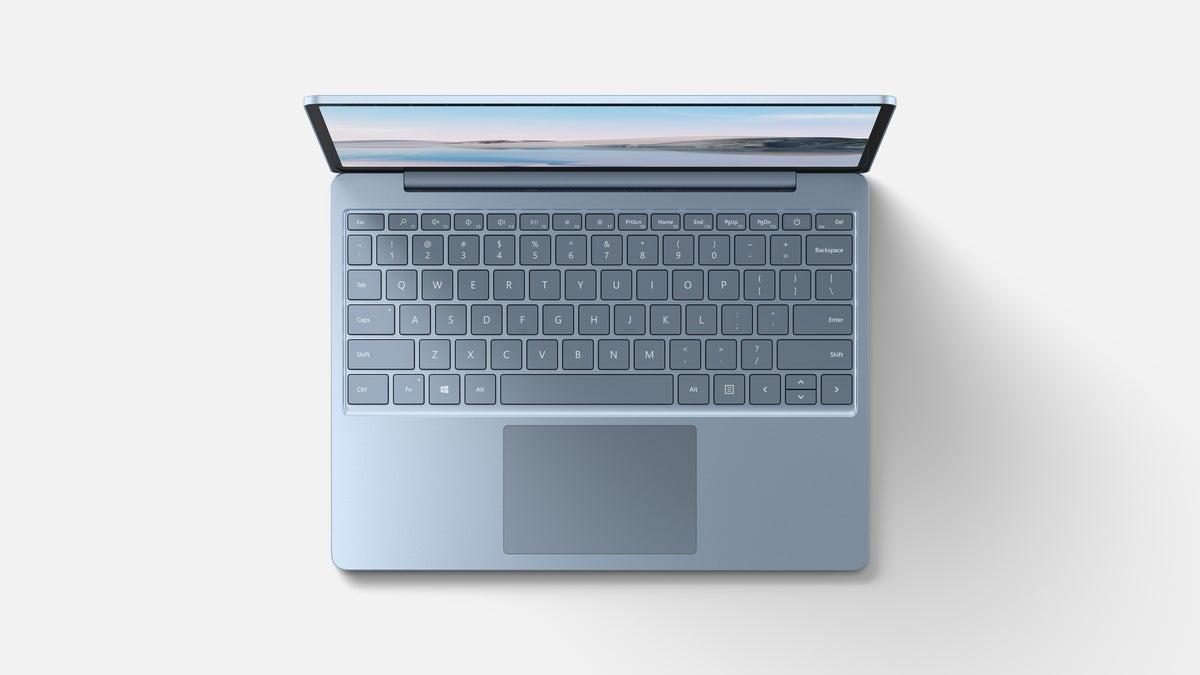 Microsoft Surface Laptop Go ice blue