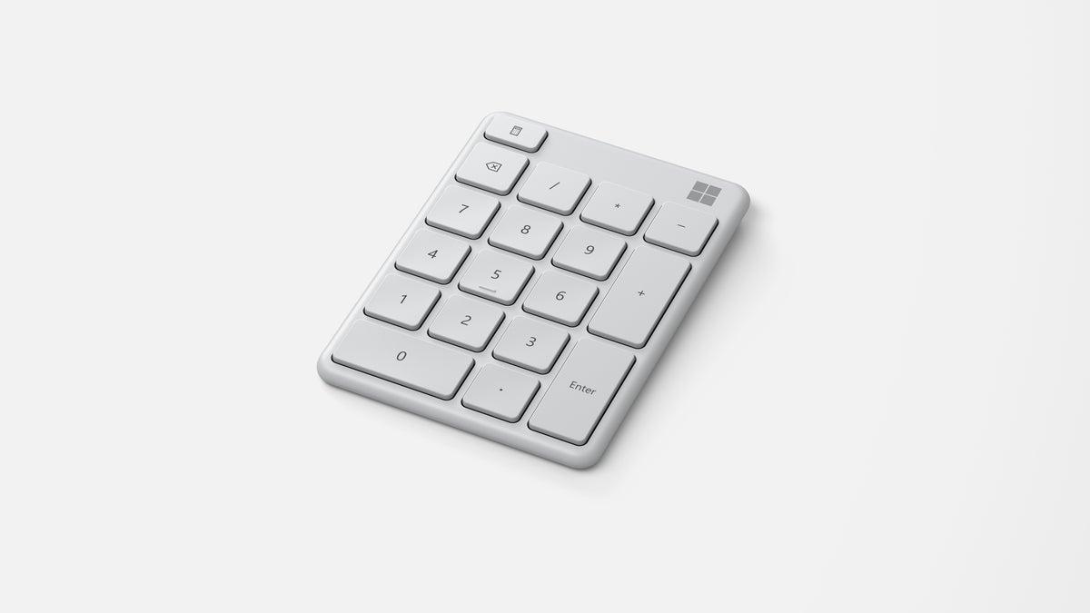 Microsoft Number Pad
