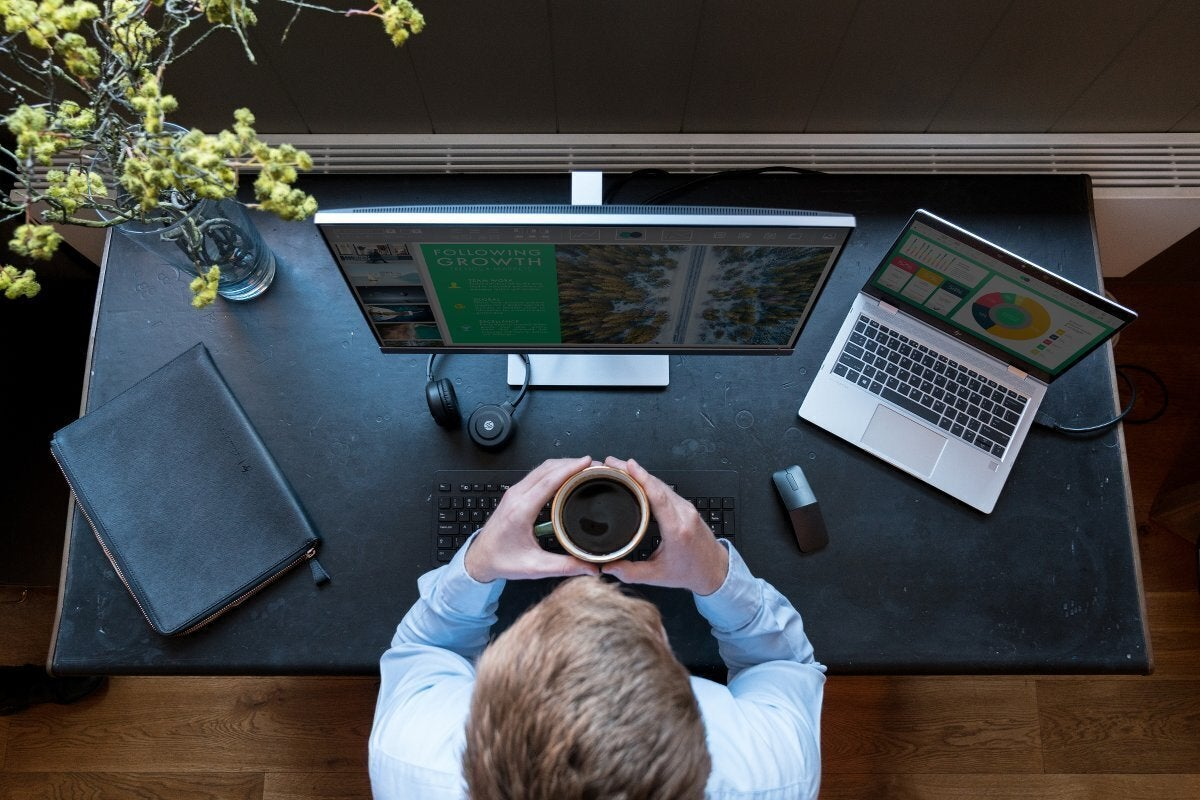 How to make working from home more secure