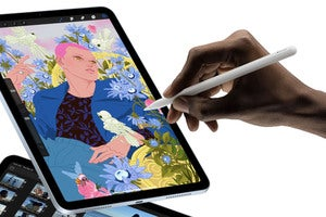 You can already get the new iPad Air in green or silver for $40 off