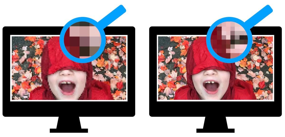 mac911 retina comparison
