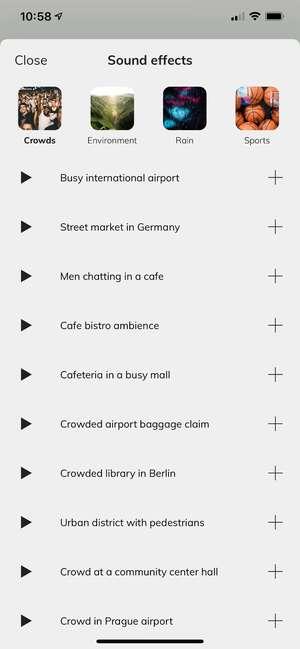 mauvio iphone sfx mode