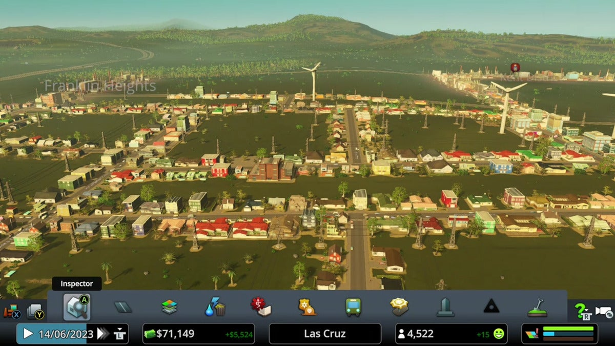 microsoft xbox cloud gaming cities skylines