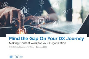 Mind the Gap On Your DX Journey