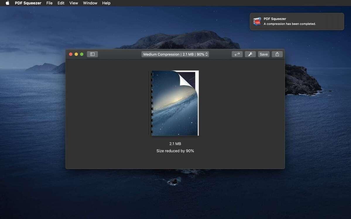 pdf squeezer 4 window with finder