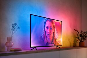 philips hue gradiant light strip lifestyle