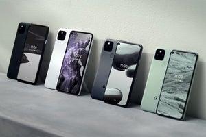 pixel 5g family