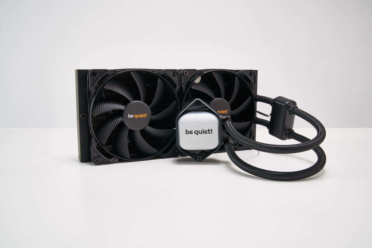 Be Quiet Pure Loop AIO liquid CPU Cooler