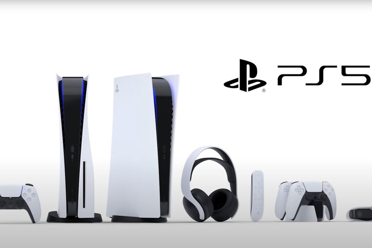 Sony playstation 5 lineup