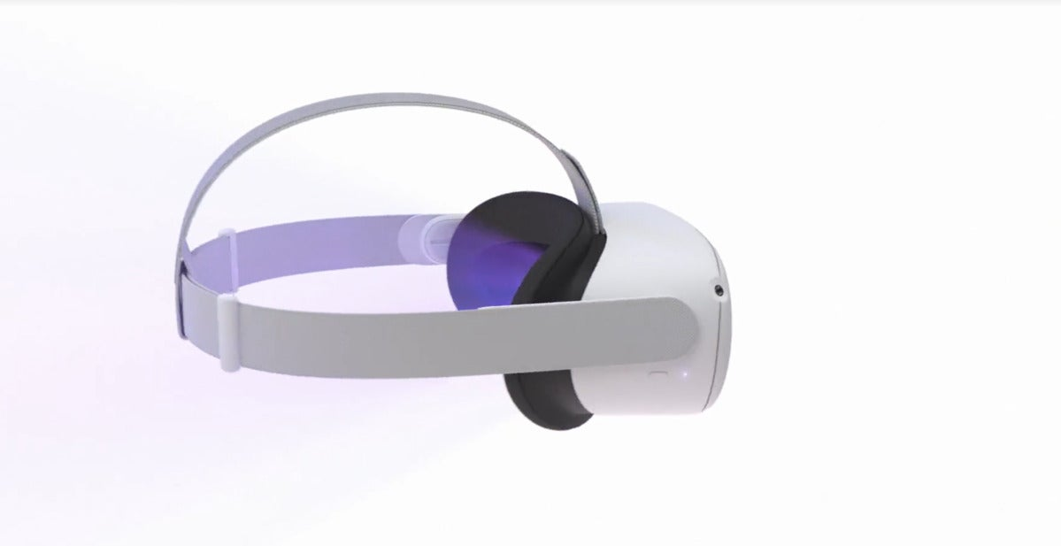 Facebook oculus quest 2