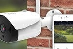 This outdoor security camera with motion detection is now under $60