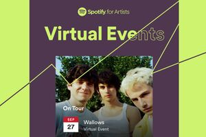 spotify virtual events splash