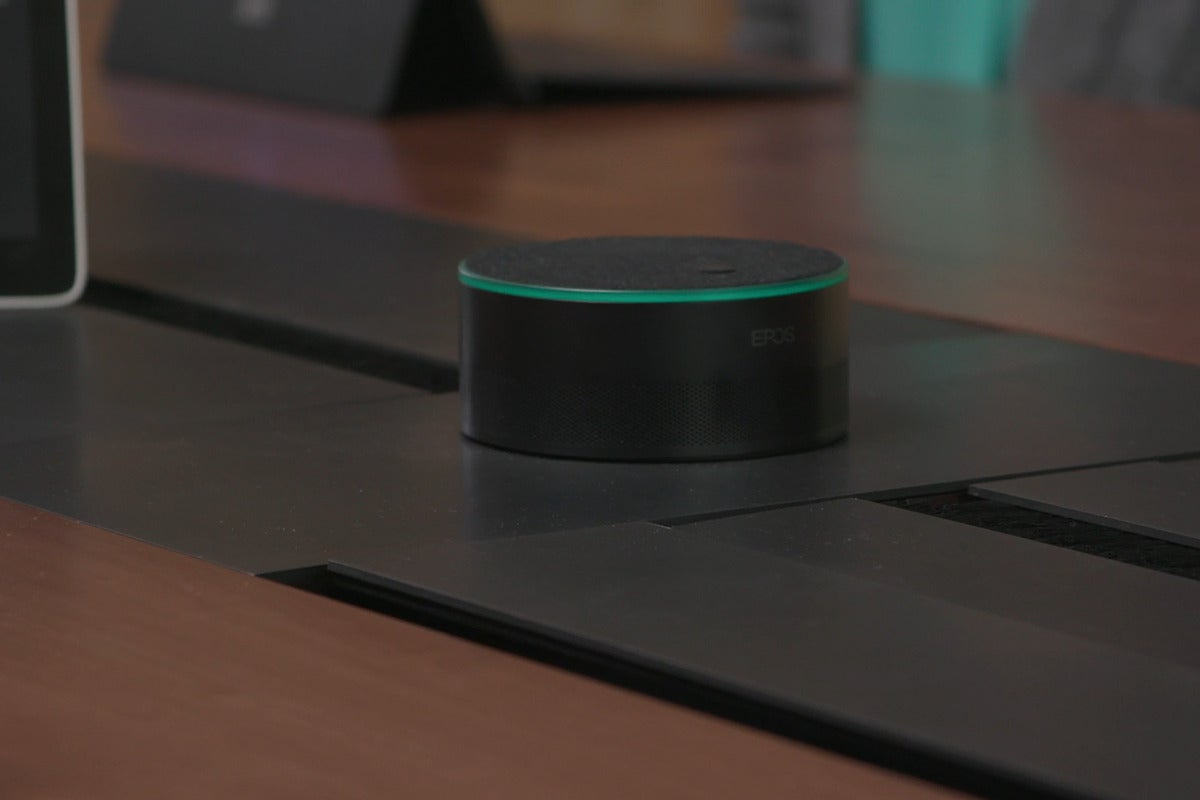 microsoft teams smart speaker