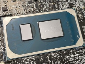 Intel's 11th gen Tiger Lake CPU
