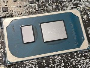 Intel's 11th gen Tiger Lake CPU