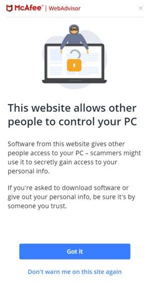 webadvisortechscam
