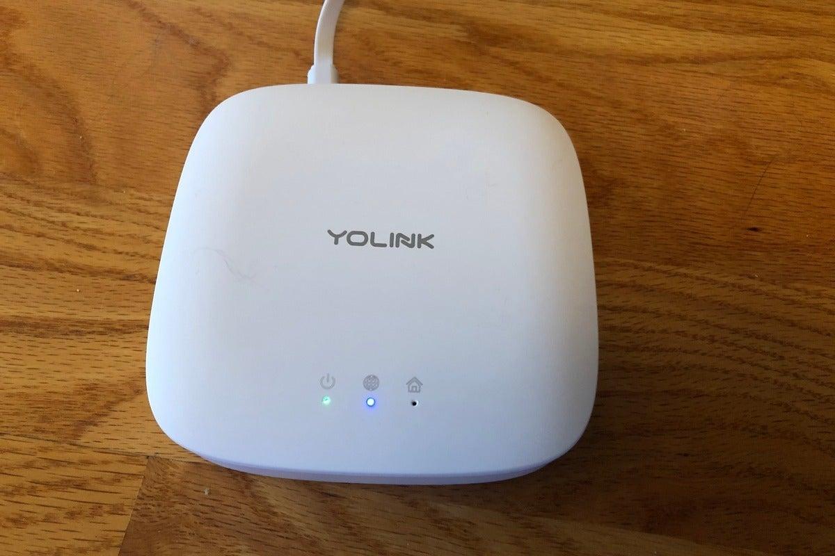 yolink hub 1