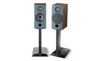 Focal Chora 806 in darkwood veneer