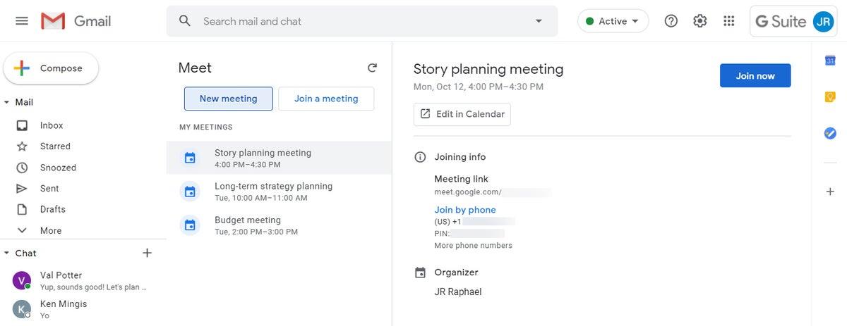 17 colaboración de gmail mis reuniones