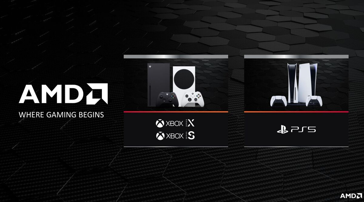 amd consoles