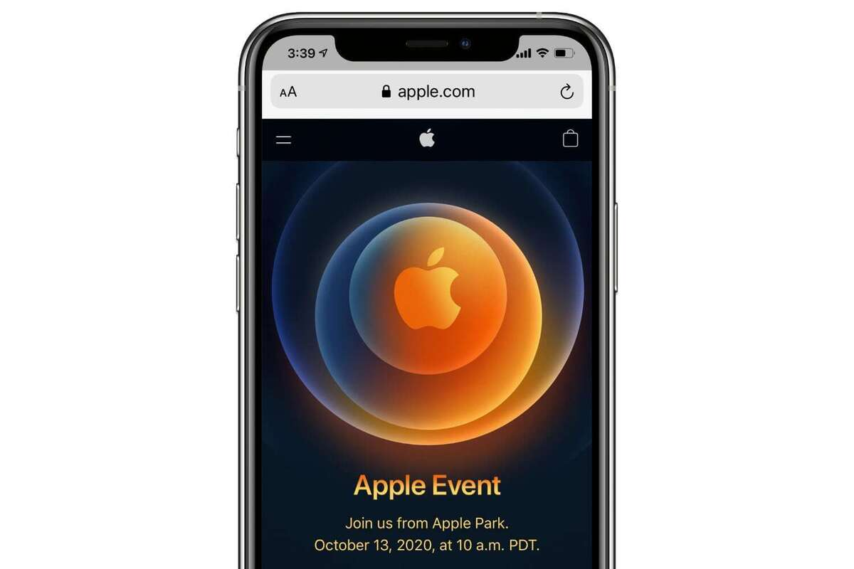 apple hi speed invite iphone