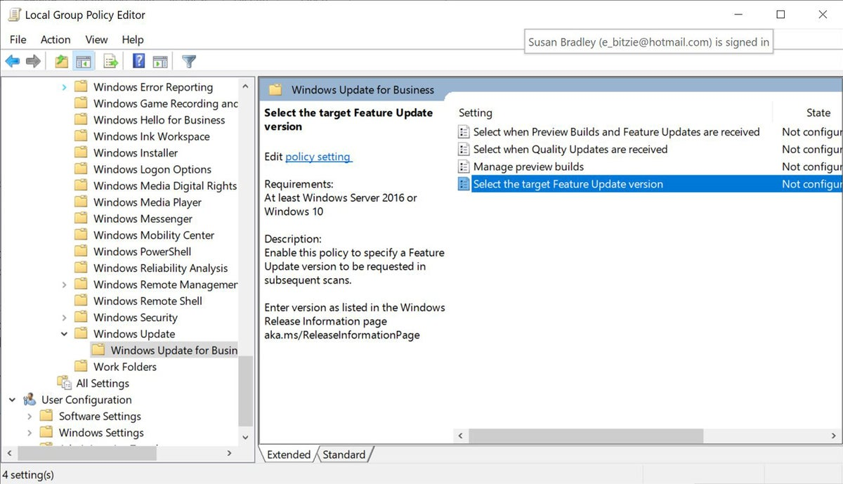 block win10 20h2 04 win10 group policy