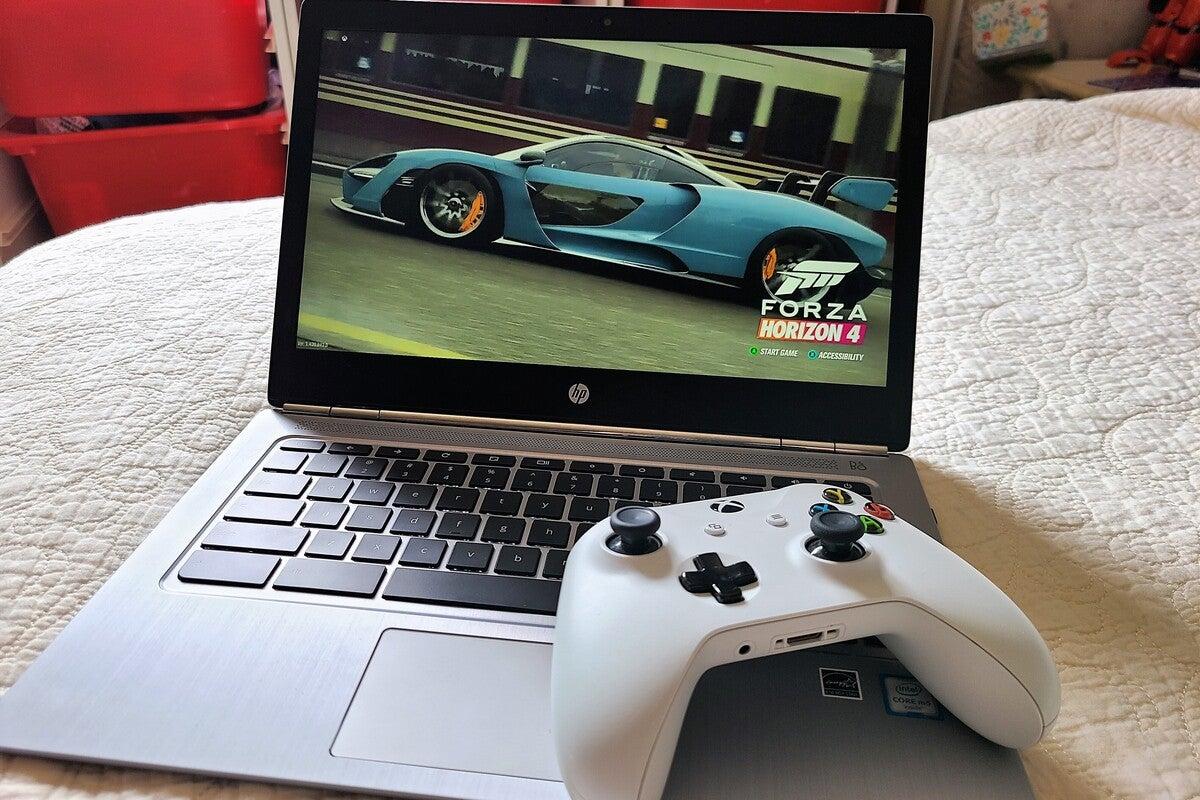 chromebook xbox cloud gaming Microsoft