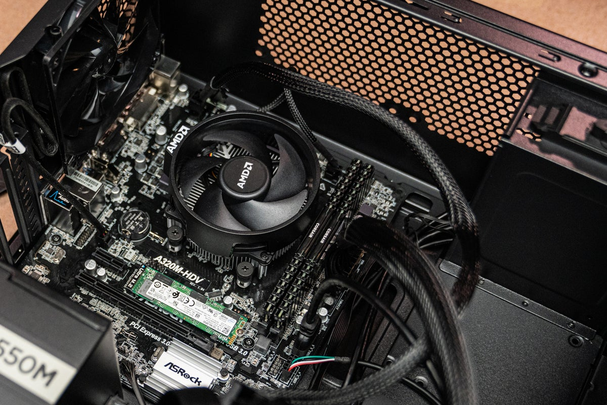 cpucoolerupclose 100860597 large - How do I remove a CPU cooler without damaging the processor?