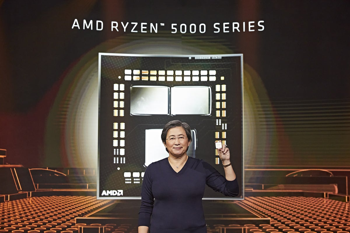 AMD says the Zen 3-based Ryzen 9 is the 'world's best gaming CPU'