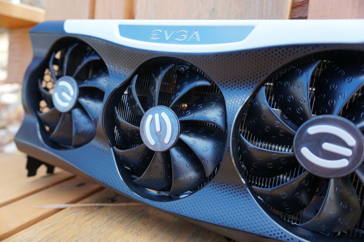 EVGA GeForce RTX 3070 FTW3 Ultra review: Frigid, silent, and built to overclock