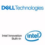 Dell Technologies and Intel logo