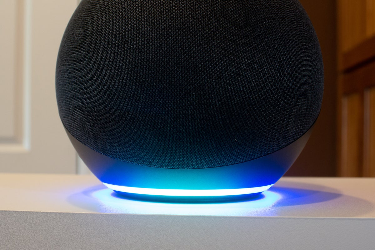 echo 4th gen light ring 100863149 large - Amazon Echo (4th Gen) review: The more things change…
