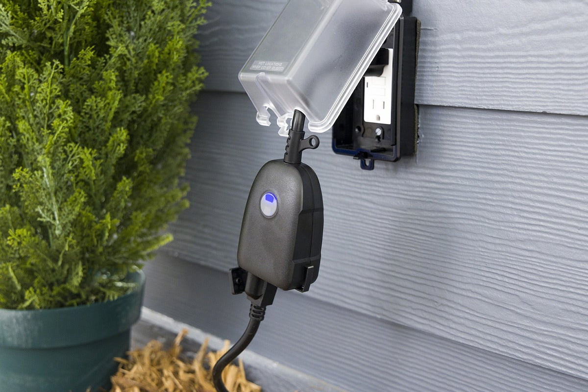 Enbrighten Outdoor Plug-in Wi-Fi Smart Switch review