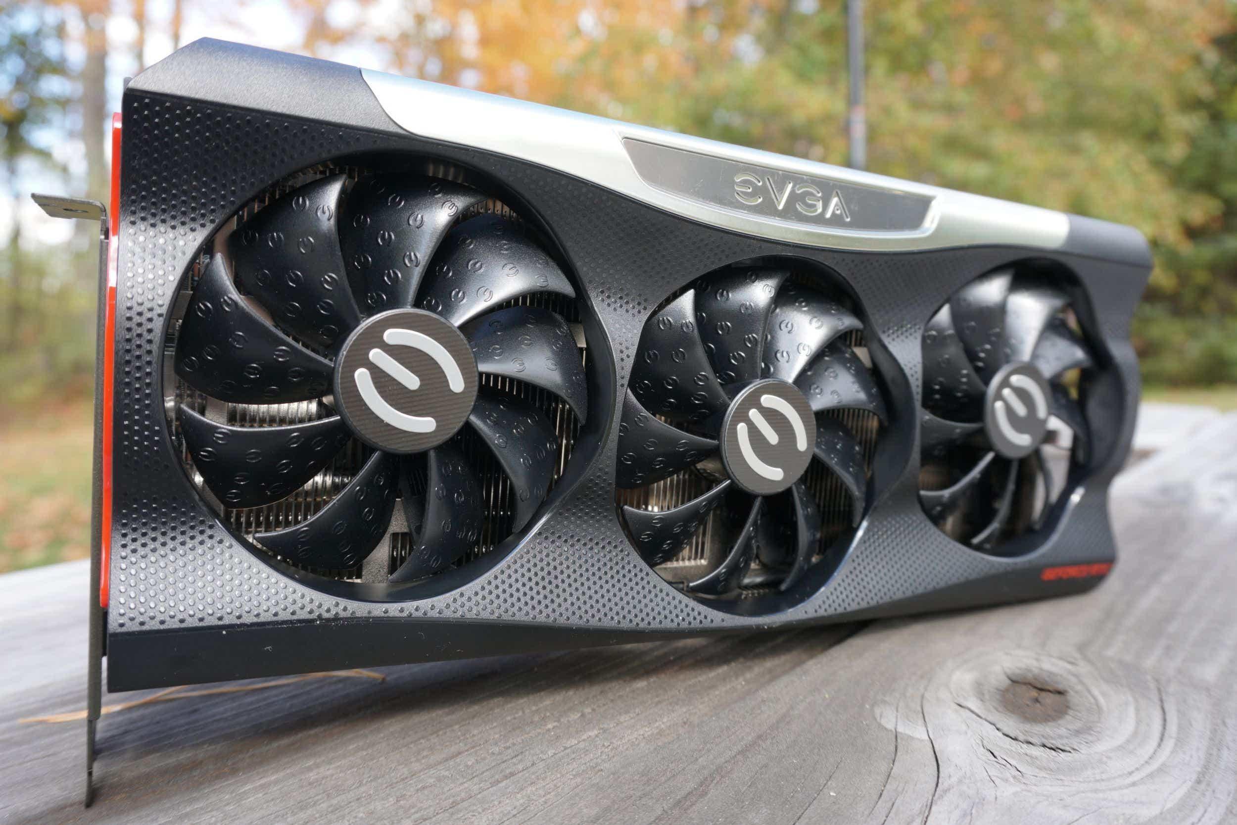GeForce RTX 3080 FTW3 Ultra