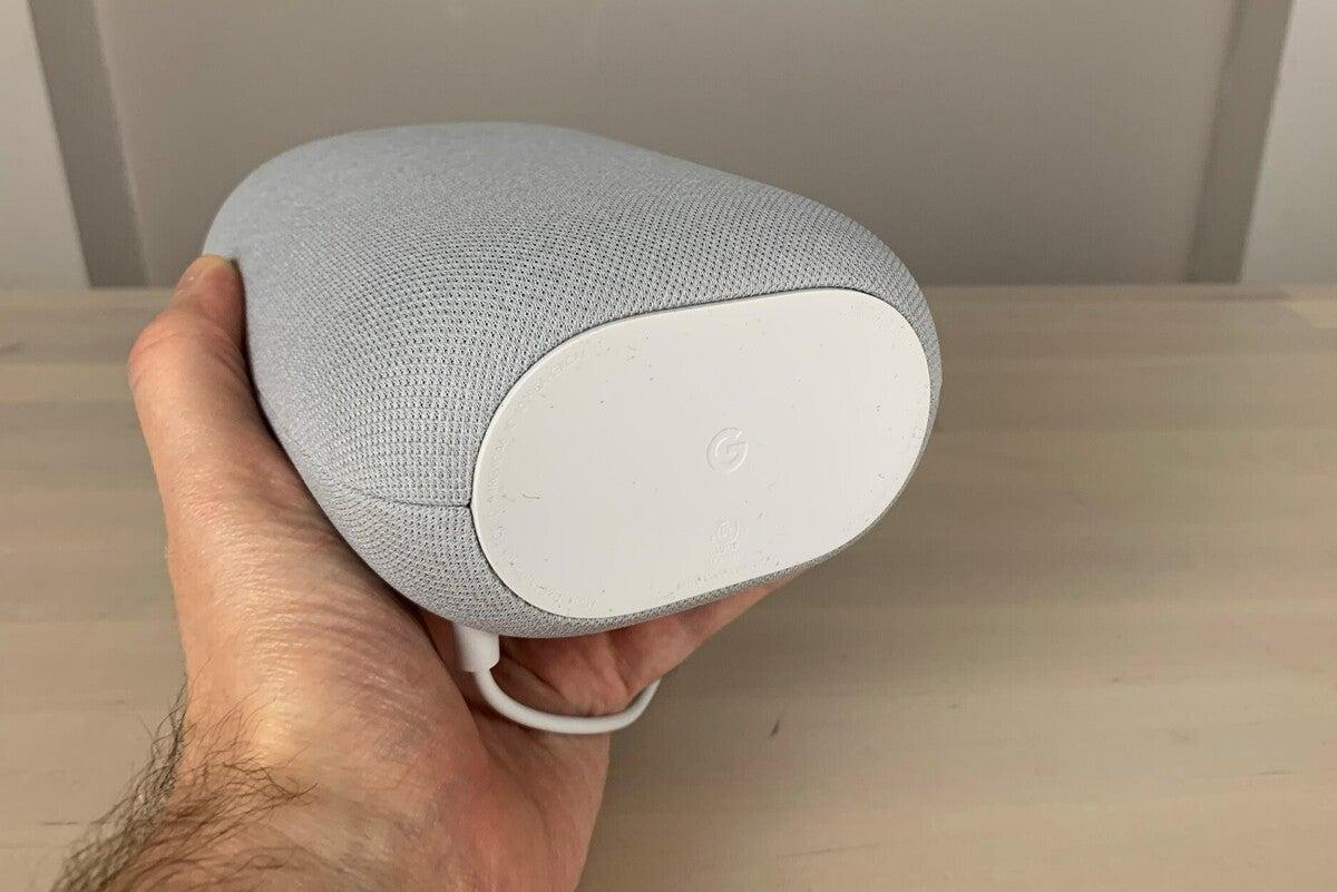 google nest audio base