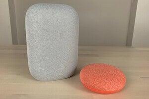 google nest audio with google nest mini